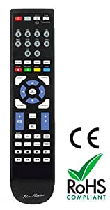 Replacement Remote Control for SAMSUNG LE37C550J1WXZT