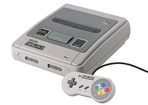 super-nintendo-entertainment-system-console