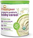 Happy Bellies, Organic Brown Rice Cereal, 7 oz (198 g)