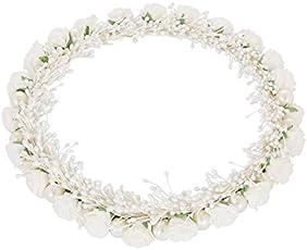 Mesmerizing Tiara/Headwrap/Headpiece For Wedding/Birthday