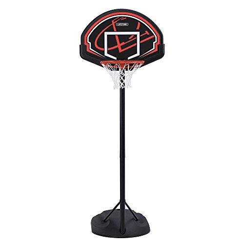 Lifetime  Basketballständer Rebound Mobile Basketballanlage, Bunt, M, 17046