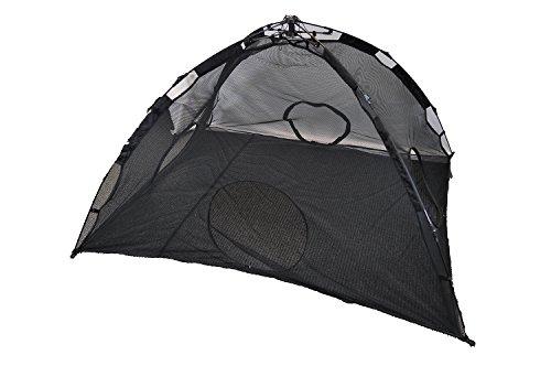 Unbekannt Premium Outdoor Katze Spielen Zelt & Tunnel, Instant Setup & Zusammenklappbar, Große Pet Zelt mit 4Eingängen, Tent (Zelte Instant)