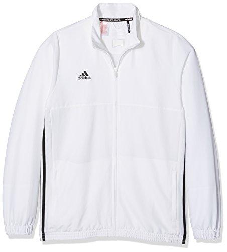 adidas Jacke T16 Team Y, Weiß, 128, AJ5325