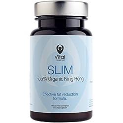 SLIM - Organic Ning Hong, der König von Tee. Für eine gesunde Gewichtsabnahme und Halten einer schlanken Figur. Ideal für die Diät und unterstützt die schnelle Fettverbrennung und Verlust von Bauchfet