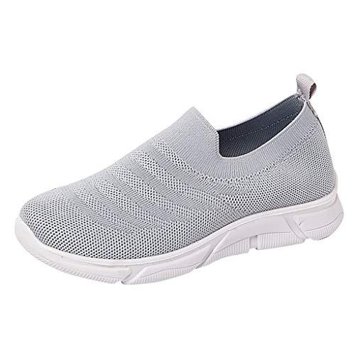 KERULA Fashion Damen Herren Casual Shoes Trainer Classic Unisex Performance Atmungsaktiv Turnschuhe Basketballschuhe Freizeitschuhe Halbschuhe Sneakers - Spike Heel Classic Pump