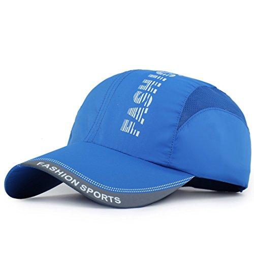 47c6cbcaca5da King Star Unisex impermeable deportes de béisbol ligero transpirable de  secado rápido sombrero
