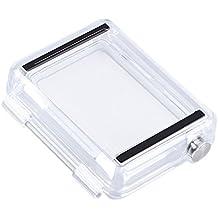 SupTig BacPac Backdoor para GoPro Hero4Silver, Hero4Black, Hero3+ Cámaras vivienda para GoPro BacPac Pantalla LCD batería ampliada BacPac