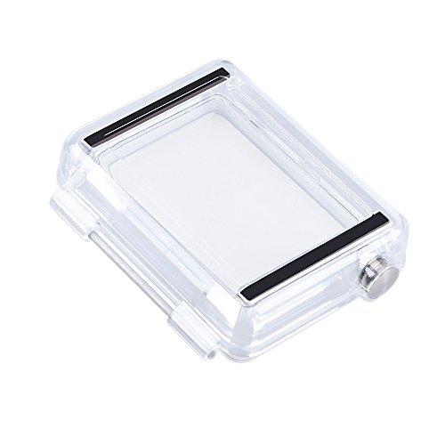 SupTig BacPac Backdoor für GoPro hero4schwarz silber, hero4, Hero3+ Kameras Gehäuse für GoPro BacPac LCD-Bildschirm Erweiterter Akku BacPac