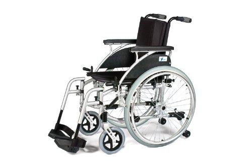 Rollstuhl, selbstfahrend, 38cm