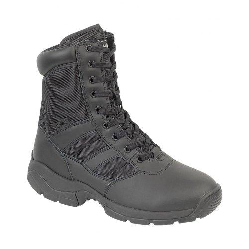 Chaussures montantes Magnum Panther 8 pour homme (EUR 45) (Noir)