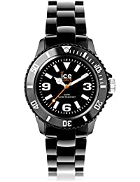 Ice-Watch Armbanduhr ice-Solid Unisex Schwarz SD.BK.U.P.12
