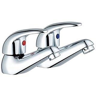 Badezimmer Wasserhähne, dynamisches Design, aus der AERO-Kollektion, individuell für warmes und kaltes AERO 3)