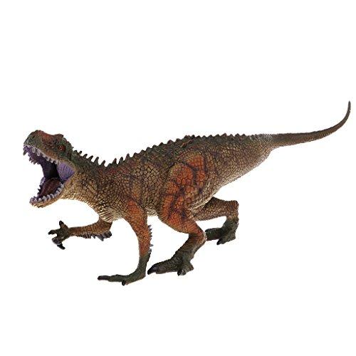 Homyl Dinosaurios Figura Modelo Plástico Regalo para Niños Decoración para Hogar - carcharodontosaurus