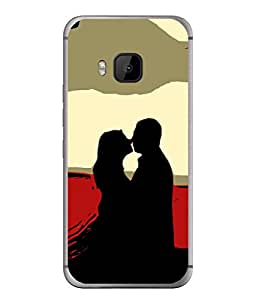 PrintVisa Designer Back Case Cover for HTC One M9 :: HTC One M9S :: HTC M9 (Wallpaper Fun Travel Purity Background Image)