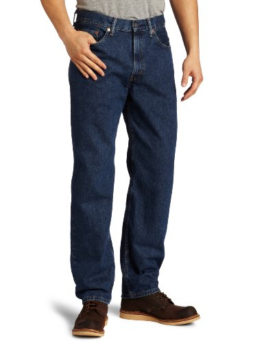 Levis - ® 550 Relaxed Fit Jeans in Dark, 42W x 30L, Dark - Levis 550 Jeans