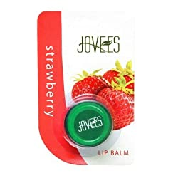 Jovees Strawberry Lip Balm (Pack of 2)