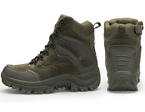 Imagen de sinoes hombres trekking botas impermeables zapatillas de senderismo trekking zapatos de deporte sneakers alternativa