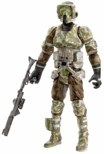 Hasbro Star Wars Saga Collection # 065 Elite Corps Clone Trooper Action Figur (Kashyyyk Trooper Clone)