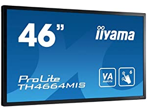 Iiyama IIYLCD4664MIS 46 inch Widescreen Full HD LED Display
