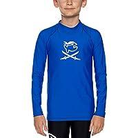 IQ-Company Iq UV 300 Camiseta Niños Mangas largas, Ropa de Protección UV