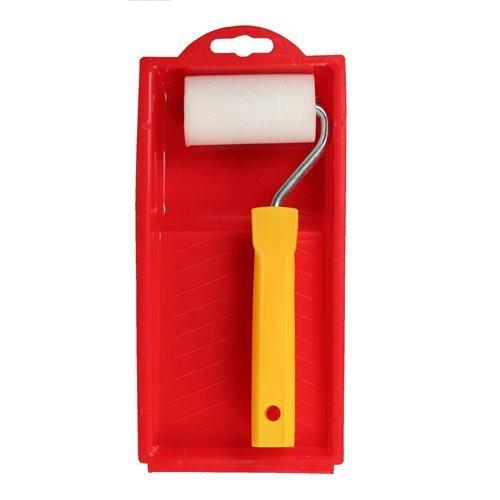 Kit mini cubeta + mini rodillo con espuma