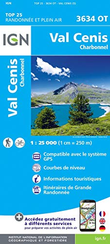 3634OT VAL CENIS - CHARBONNEL par  COLLECTIF
