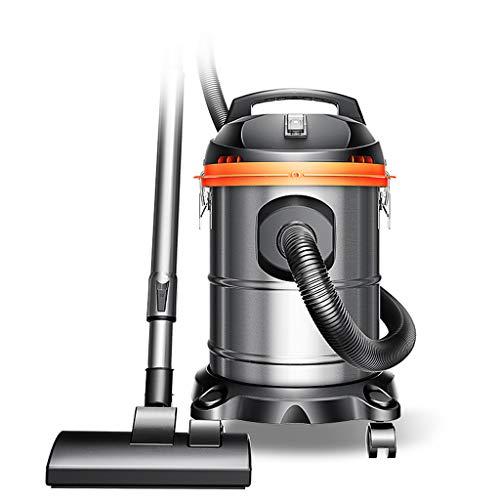 XAJGW Nass- und Trockenvakuum, Staubsauger, 3-in-1-Funktion, 15L Kapazität und 1400W Kompakt mit Safe-Buoy-Technologie, Nass/Trocken-Blasen für Schmutz und Wasser