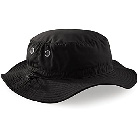 Beechfield Cargo Bucket Hat, Gorro Estilo Pescador para Hombre