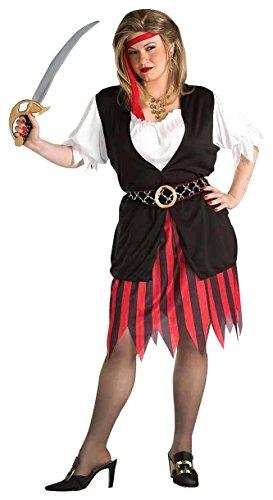 (Forum Neuheiten Inc 19327 Pirate Woman Plus Size Adult Size Plus-)