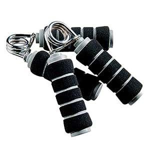 York Fitness Hand-Gripper, schwarz/grau, extra stark, 60030