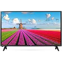 "LG 32LJ500U 32"" HD+ Black LED TV - LED TVs (81.3 cm (32""), HD+, 1366 x 768 pixels, LED, PMI (Picture Mastering Index), Flat)"