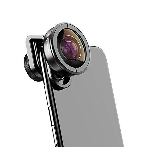 Apexel HD-Handy-Kamera-Objektiv, 170 Grad Super-Weitwinkel-Objektiv, Clip-On Handy-Objektiv f¨¹r iPhone X/XS 8/8 Plus, Samsung S8/S8 Plus, Android/die meisten Smartphones (Video-brille Für Das Ipad)