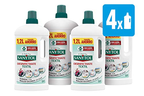 Sanytol - Desinfectante para Ropa sin Lejía