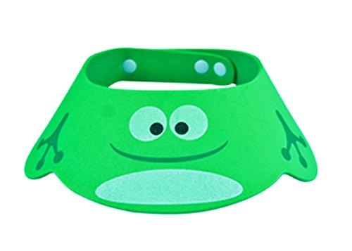 Modelo 2 verde Gorro ducha   Baño   Protección ojos
