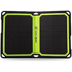 Goal Zero Nomad 7 Plus Panel Solar, Negro