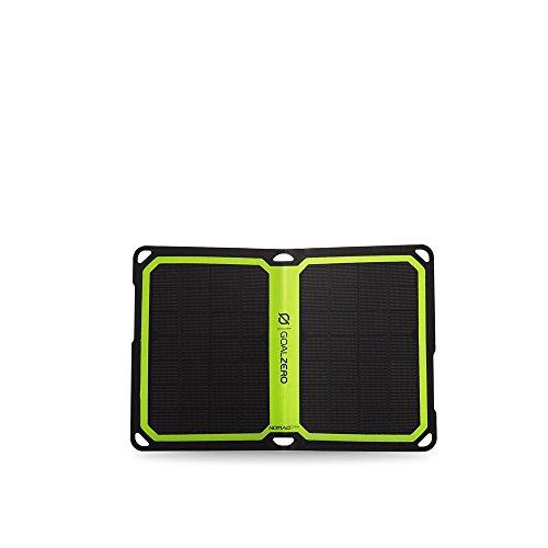 Goal Zero Nomad 7 Plus Solarmodul, Schwarz