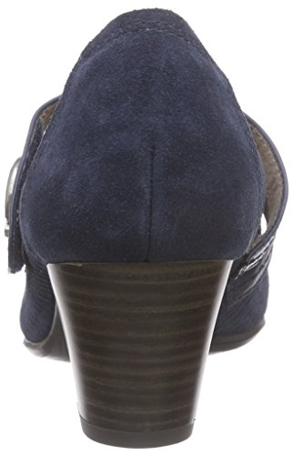 Jana24331 - Scarpe con Tacco Donna Blu (Blu (Navy 805))