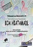 KOA HIATAMADL - arrangiert für Akkordeon - B-Instrumente - (C-Instrumente) [Noten / Sheetmusic] Komponist: GOISERN HUBERT VON aus der Reihe: VOLKSMUSIK AUS OESTERREICH