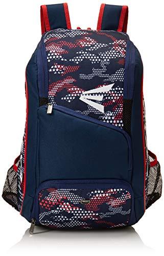 Easton Game Ready Baseballrucksack, Unisex, Game Ready Baseball Bat Pack, Stars & Strips -