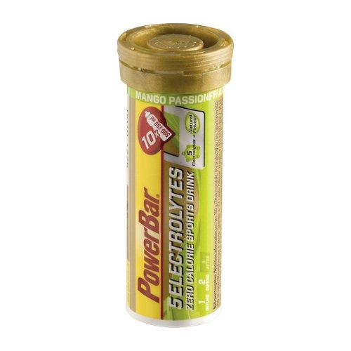 POWERBAR 5 Electrolytes Mango-Passionfruit 42 g Brausetabletten Nec 42