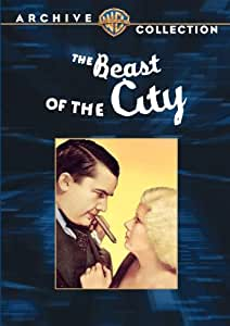 Beast of the City [DVD] [1931] [Region 1] [US Import] [NTSC]