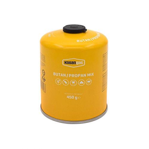 Kosangas Gas-Kartusche für Weber Q100/1000-Serien, Performer & Go Anywhere -