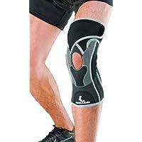 Mueller HG 80 Premium - Kniebandage für den Sport - gepolstert - Unterstützung bei Bänderverletzungen - Mittel preisvergleich bei billige-tabletten.eu