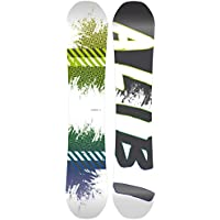 Freestyle Snowboard Herren Alibi Snowboards sicter 163W 2018