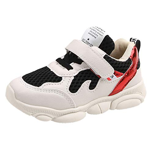 Xshuai  Shoes for Kids, Children Kids Baby Girls Boys Letter Mesh Patchwork Sport Run Sneakers Shoes Prewalker Anti-Slip Socks Slipper Shoes