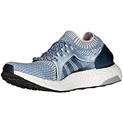 adidas Ultraboost X, Zapatos para Correr para Mujer, Azul (BLU Azutac/Azusen/Corneb), 36 EU