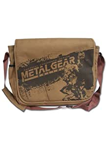 Metal Gear Solid Mgs1 Snake sac messager
