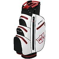 Wilson DRY TECH CART BAG BL - Bolsa de golf