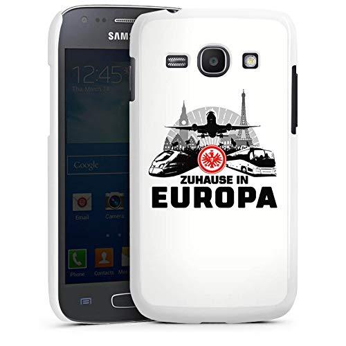 Eintracht-tv (DeinDesign Hülle kompatibel mit Samsung Galaxy S2 Duos TV S7273 Handyhülle Case Eintracht Frankfurt Fanartikel Merchandise Adler)