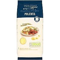 Merchant Gourmet Una Polenta Minuto (Harina De Maíz) 500g (Paquete de 6)